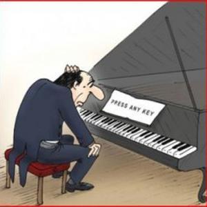 Donne cours de piano sur Paris