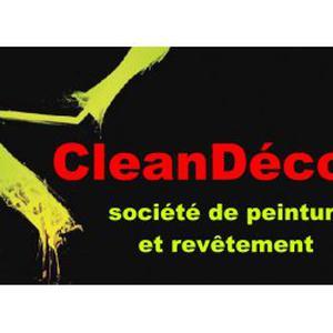 CleanDéco Société de peinture et revêtement