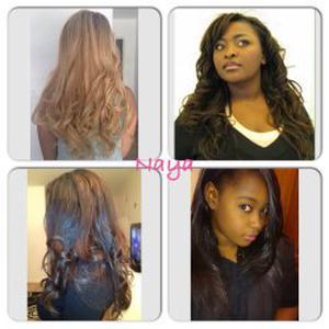 Extensions de cheveux aux fils( Européenne, Afro, Métisse, Maghrébine...)