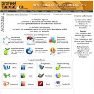 Formations Créationde site DIF et Entrepreneurs