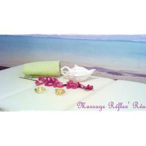 Photo de massage réflex' Réunion