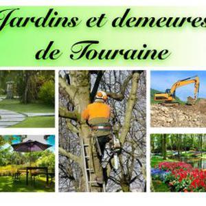 Travaux Paysagers - SARL Jardins et Demeures de Touraine - Sur Tours et ses environs