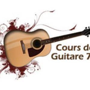 Cours de guitare à votre domicile autour de Rouen