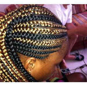 coiffure afro-métisse à domicile bordeaux et CUB