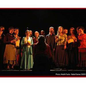 Stage Chants d'Europe de l'Est à Paris
