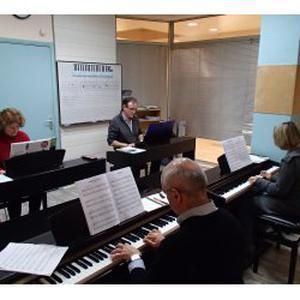 Cours de piano à Chartres